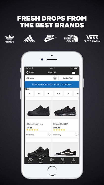 JD Sports screenshot-2