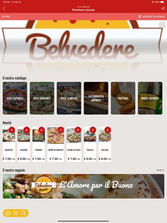 Pizzeria Belvedere screenshot 7