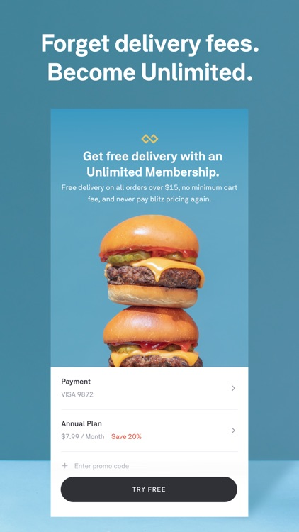 Postmates - Food Delivery screenshot-5