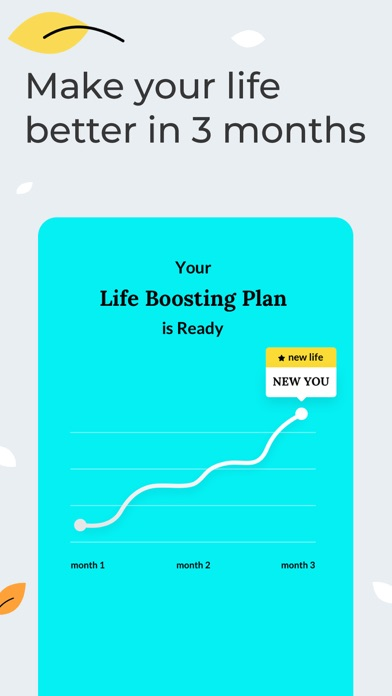 Life Booster: Tests & Insights Screenshot