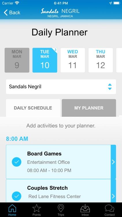 Sandals & Beaches Resorts screenshot-6