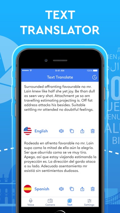 Voice to Voice Translator App screenshot 4