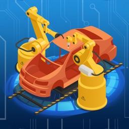 Idle Assemble Car