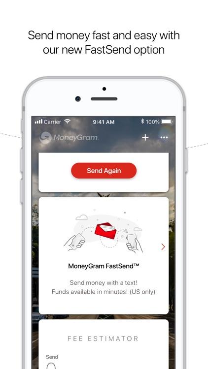 MoneyGram screenshot-3