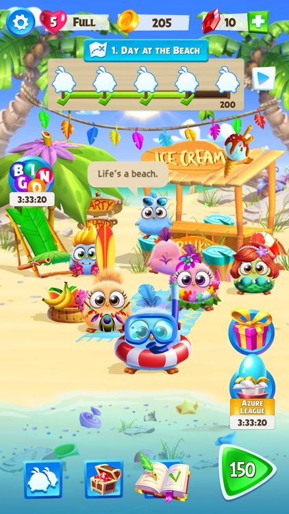 Angry Birds Match screenshot-6