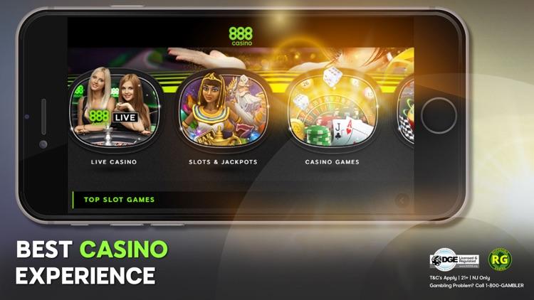 888 Casino: Real money, NJ screenshot-5