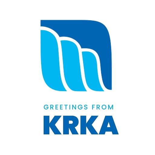 Greetings from Krka