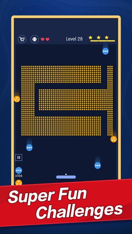 Break Bricks - physics balls screenshot-4
