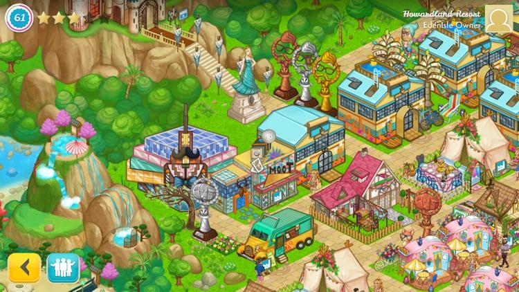 Dream Resort - Eden Isle screenshot-7