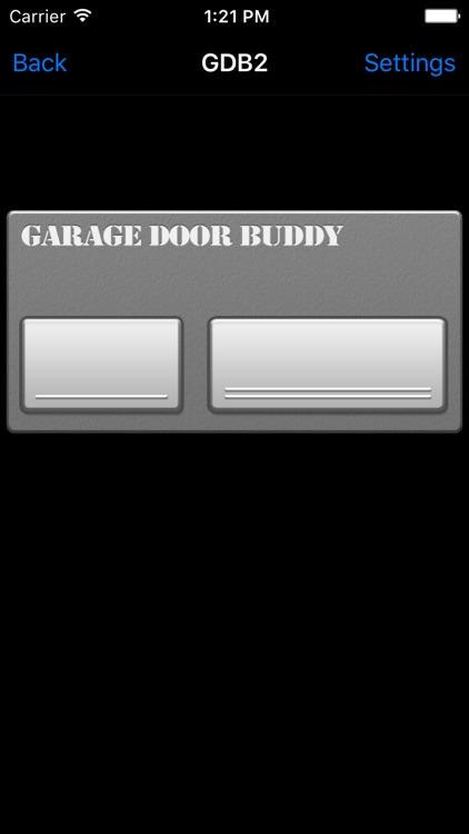 GarageDoorBuddy