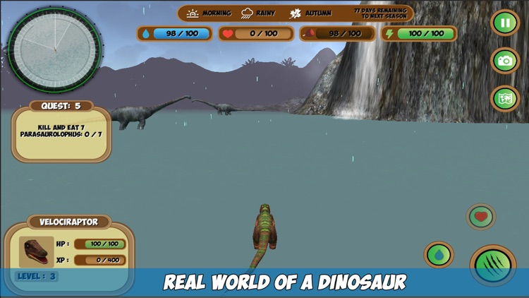 Compsognathus Simulator screenshot-2