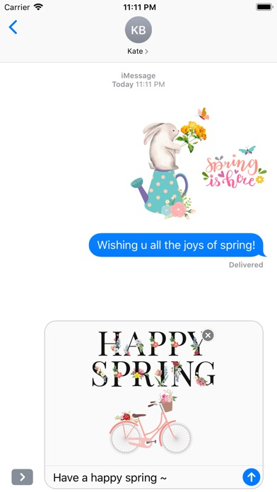 Happy Spring - All about screenshot 2