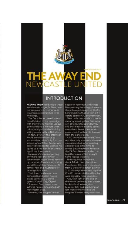 Fulham FC Programme screenshot-5