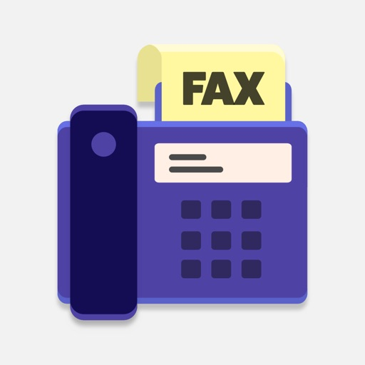 Fax - Scan PDF & Send Document