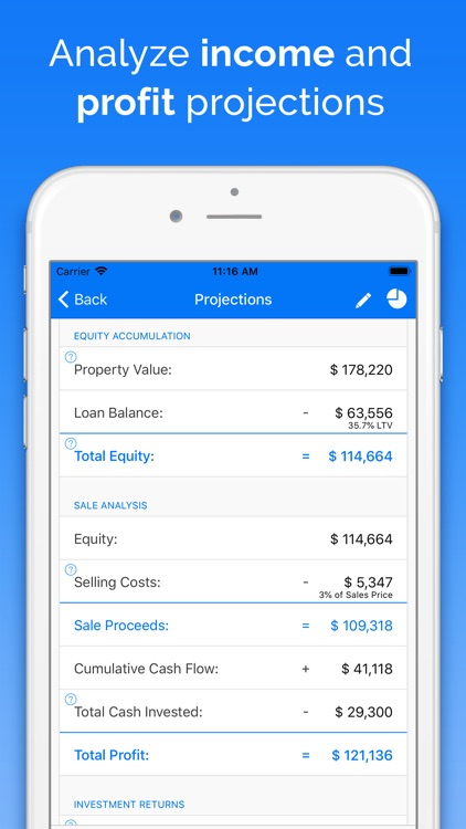 DealCheck: Analyze Real Estate screenshot-4