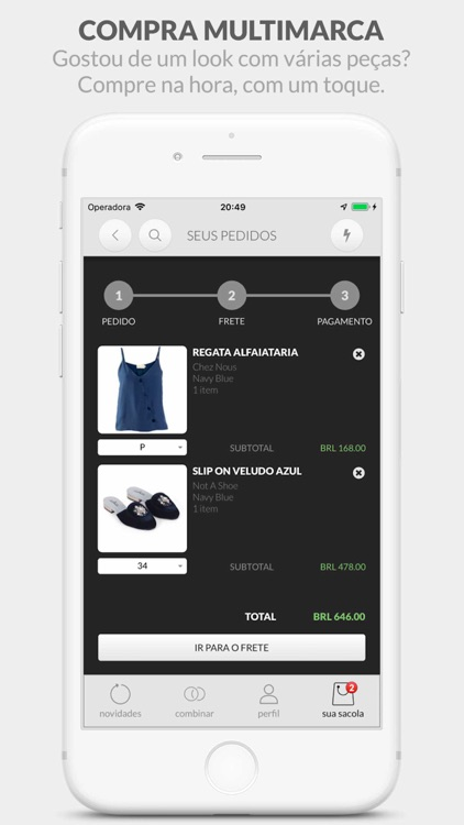 Catwalk: moda, looks e compras screenshot-5