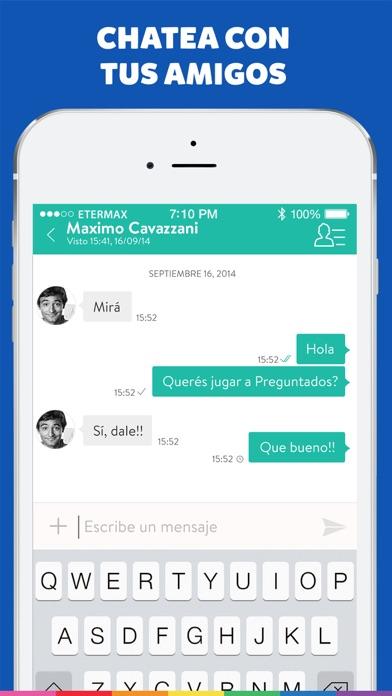 Screenshot for Preguntados (Sin Avisos) in Mexico App Store