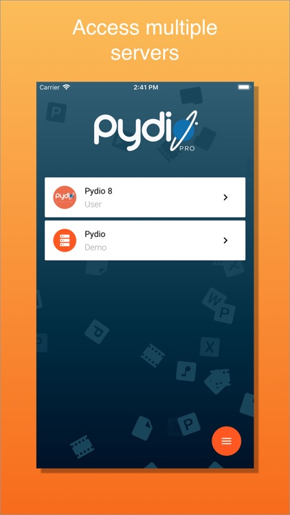 Pydio screenshot-0