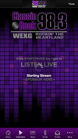 WEXG Classic Rock 98 3 App on the App Store