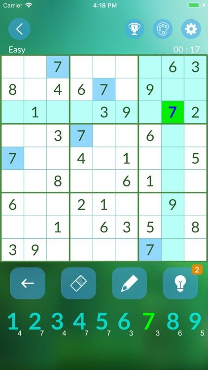 ^Sudoku screenshot-0