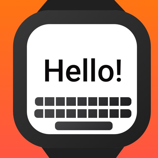 KeyWatch - Watch Keyboard