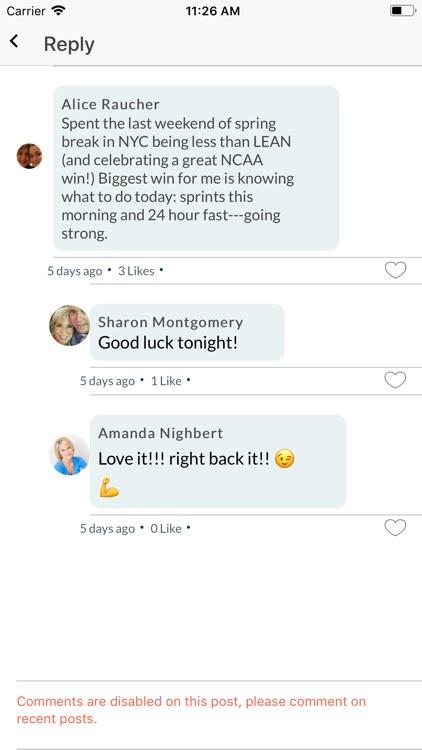 Amanda Nighbert screenshot-3
