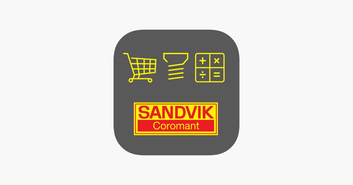 Ifind - Sandvik Coromant on the App Store