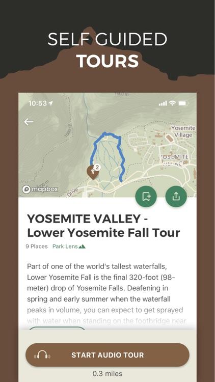 NPS Yosemite National Park screenshot-4