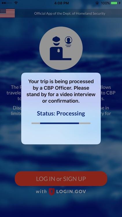 CBP ROAM screenshot-8