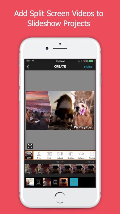 PicPlayPost Movie Video Editor