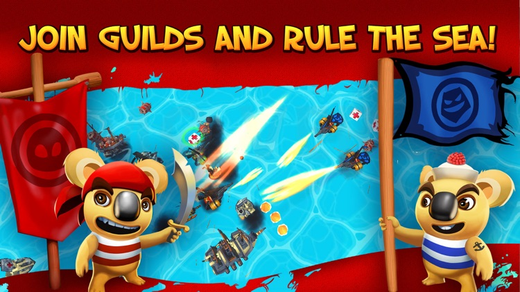 Tropical Wars - Pirate Battles screenshot-4