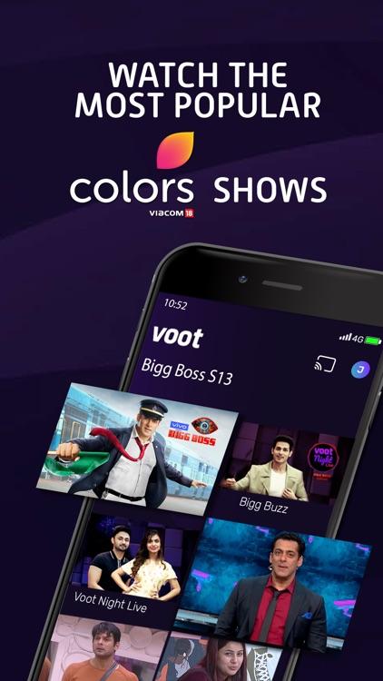 Voot screenshot-0