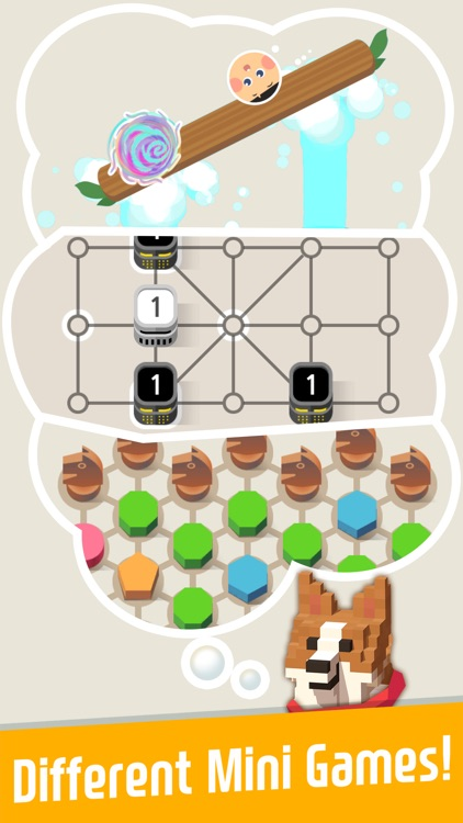 Animal house : with Puzzles screenshot-3