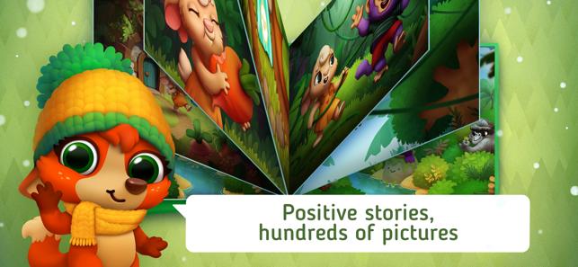 Little Stories  Bedtime books on the App Store