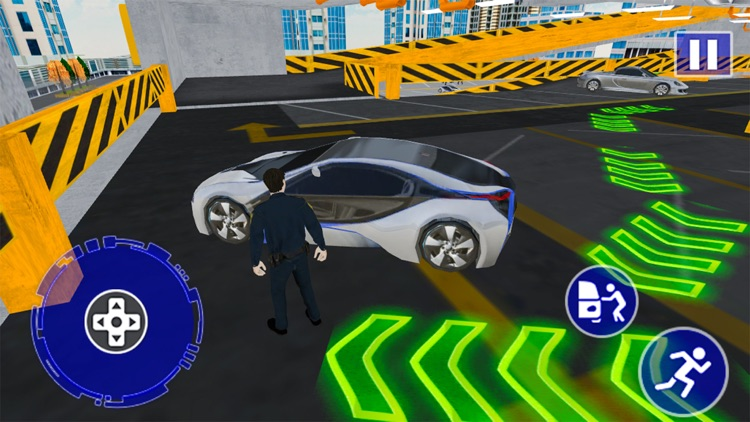 Multi-Storey Police Officer 3D screenshot-4