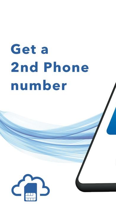 Cloud SIM: Second Phone Number