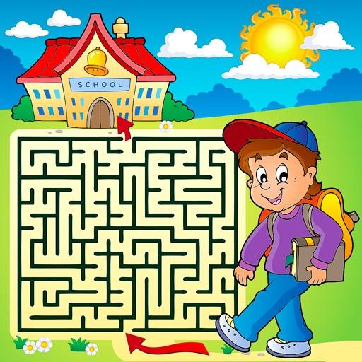 Educational Learning Mazes