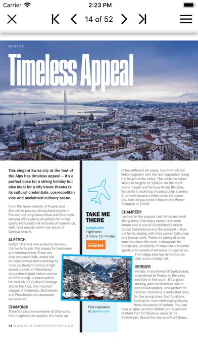 Breeze MagazineScreenshot of 4