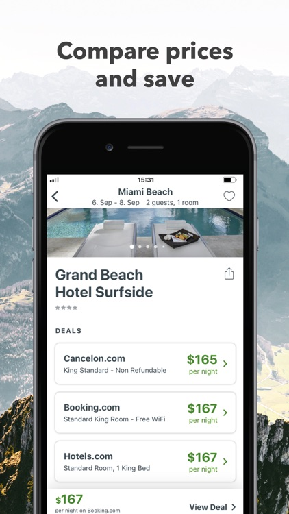 trivago: Compare hotel prices screenshot-3