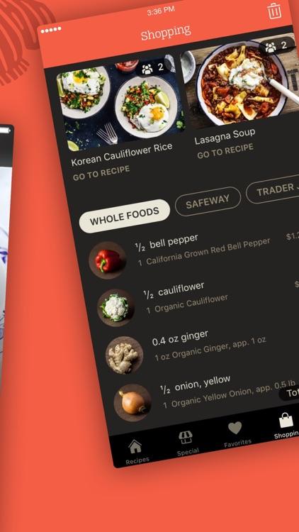 KptnCook Recipes & Cooking screenshot-3