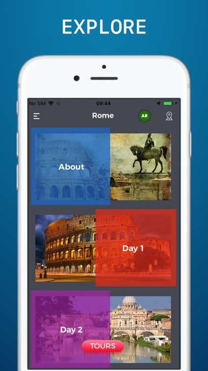 Rome Travel Guide .