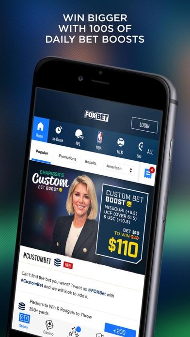 FOX Bet Sportsbook & Casino screenshot 3