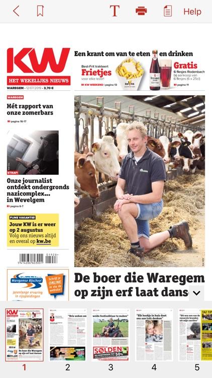 Krant van West-Vlaanderen screenshot-4