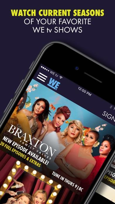 WE tv - Revenue & Download estimates - Apple App Store - US