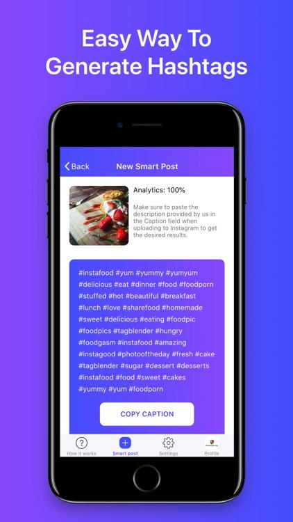 SmartPromo - Popular Tags