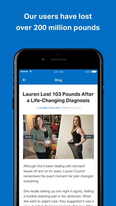 Screenshot for MyFitnessPal in United States App Store