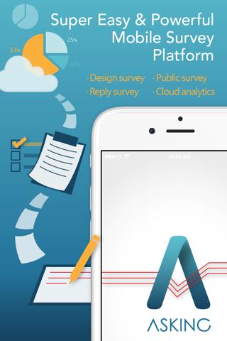 Asking - Mobile Survey Analyst - náhled