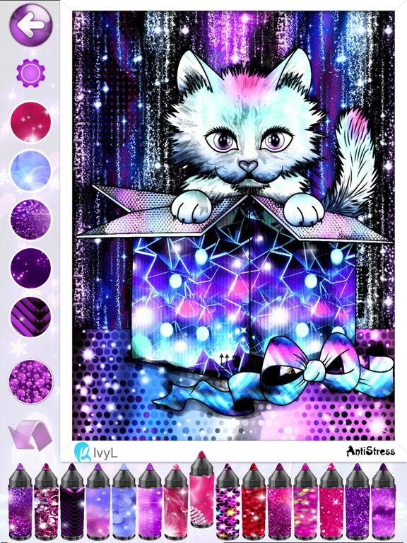 Screenshot #4 pour Coloriage Dessins pour Adultes