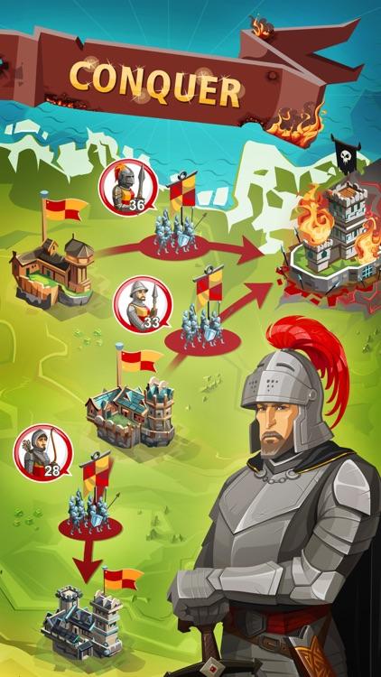 Empire Four Kingdoms screenshot-4