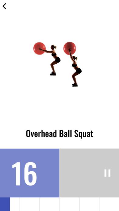 バランスボール トレーニングのおすすめ画像3
